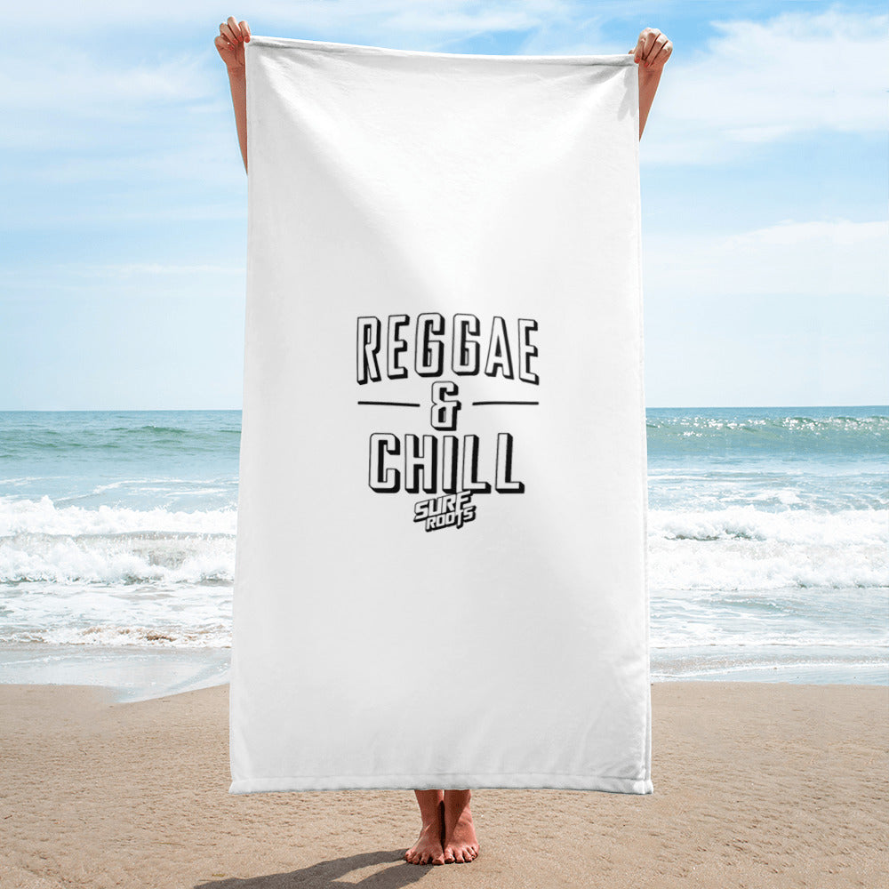 Reggae & Chill Towel