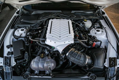 How to Add 400 rwhp with a Whipple Supercharger and E85