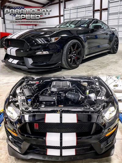 Don't Trade Your GT350 for a 500...Supercharge It!