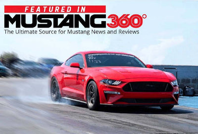 Mustang 360 Magazine Feature Article on Paramount Speed