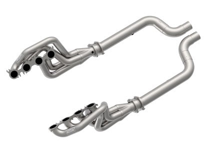 Kooks 2020 Mustang GT500 5.2L 2in x 3in SS Headers w/Non Catted Connection Pipe