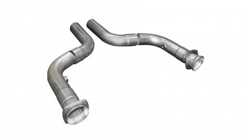 "Corsa Performance 16015 3"" Off-Road Connection Pipes for Corsa Headers (2015-2020 5.0L Mustang GT)"