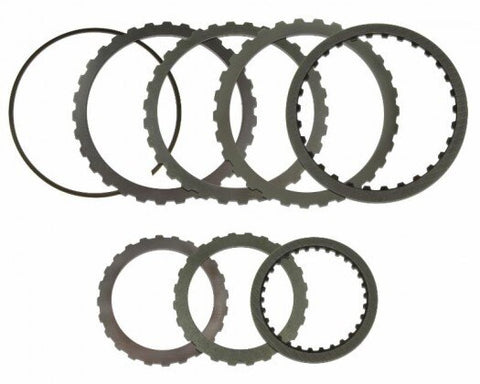 Mcleod Raybestos 10R80 Friction Plate and Steel Kit - 88098