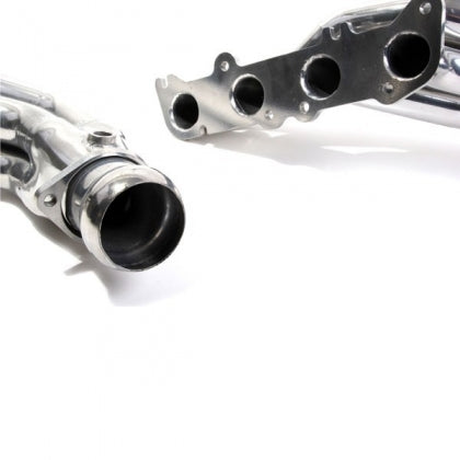 "BBK Performance 18560 1-7/8"" Ceramic Coated Longtube Headers (2011-2020 5.0L Mustang GT)"