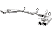 "Magnaflow 19418 2018 Mustang GT 3"" Competition Axleback - Polished Tips"