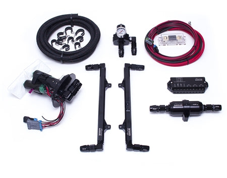 2011-2017 Mustang GT L2 Fuel System (dual pump) - Includes GT350