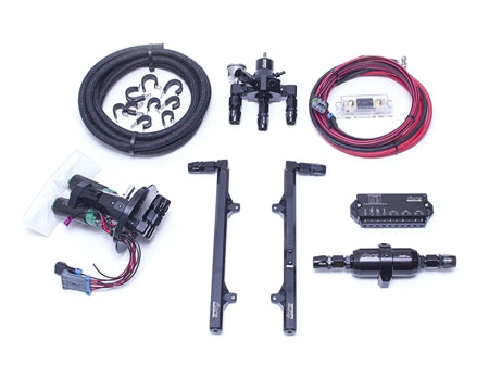 2011-2017 Mustang GT L3 Fuel System (dual pump) - Includes GT350