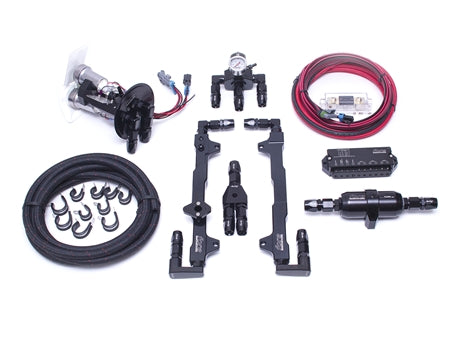 07-12 GT500 L4 Fuel System (triple pump)