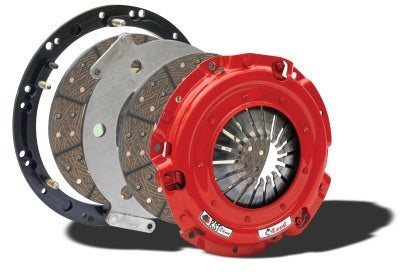 MCLEOD RST 02-10 MUSTANG 4.6L 1-1/16 X 10 SPLINE CLUTCH (Fits 6.25in. Or Smaller Crank Relief)