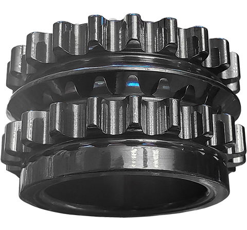 Boundary 2015+ Ford Coyote (All Types) V8 Billet Crankshaft Timing Sprocket (DOUBLE KEYWAY)