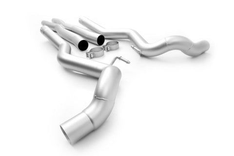 Ford Mustang ('15-'17) Gen 2 Coyote Race Exhaust Cat Back System (Black TIp)