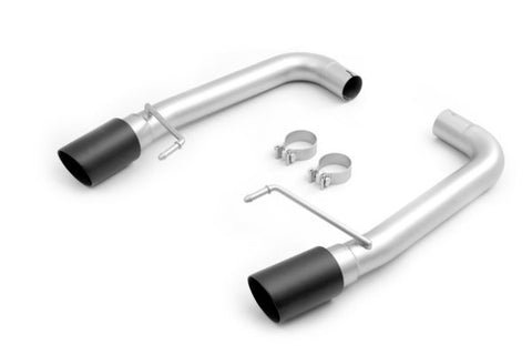 Ford Mustang ('15-'17) S550 Muffler Delete Axle Back Exhaust System (Patriot Series)