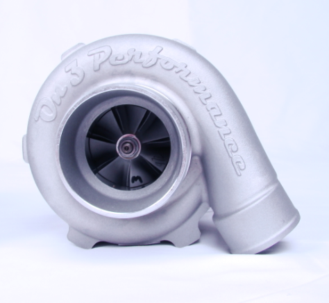 61mm turbo with v-band exhaust housing