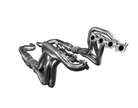 Kooks 15+ Mustang 5.0L 4V 1 7/8in x 3in SS Headers w/ Green