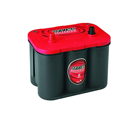 Optima Batteries - Red Top