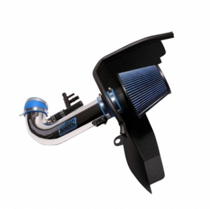 BBK 1847 2015-2017 Mustang GT Power+Plus Cold Air Intake Kit (Chrome)