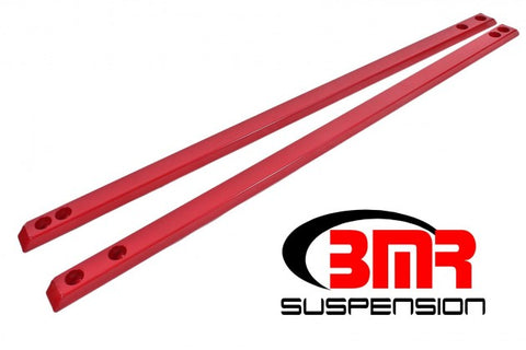 BMR 2015-2018 S550 Mustang Chassis Jacking Rail, Super Low Profile