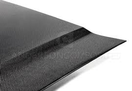 2010 - 2014 SHELBY GT500 AND 2013 - 2014 MUSTANG CARBON FIBER HOOD