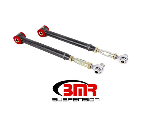 BMR Suspension TCA021H Mustang Lower Control Arms On-Car Adjust. (05-14)
