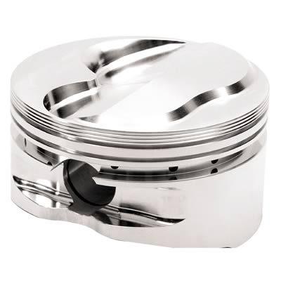 JE Pistons Gen 3 Coyote 5.0 Ultra Series 3.661in Bore 11:1 CR 1.5cc Dome Pistons - Set of 8 Pistons