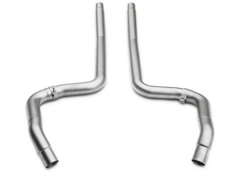 LTH FDVA00001T 2005-2010 Mustang GT Stainless Steel Overaxle Exhaust Pipes