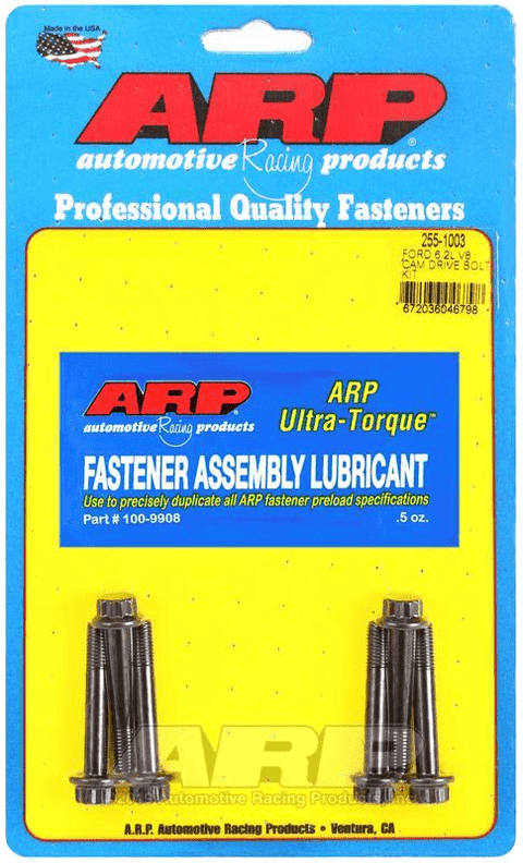 ARP BB Ford 6.2L V8 Cam Drive Bolt Kit