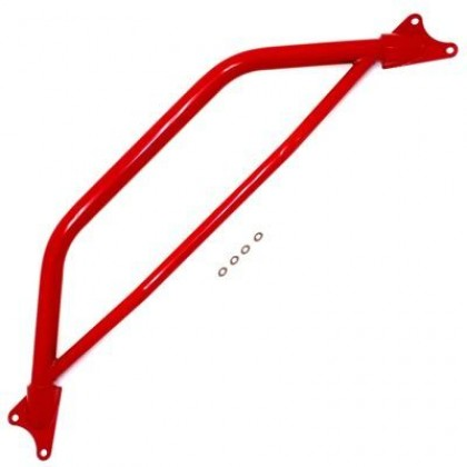 BMR 05-2014 Mustang Strut Tower Brace (Red)