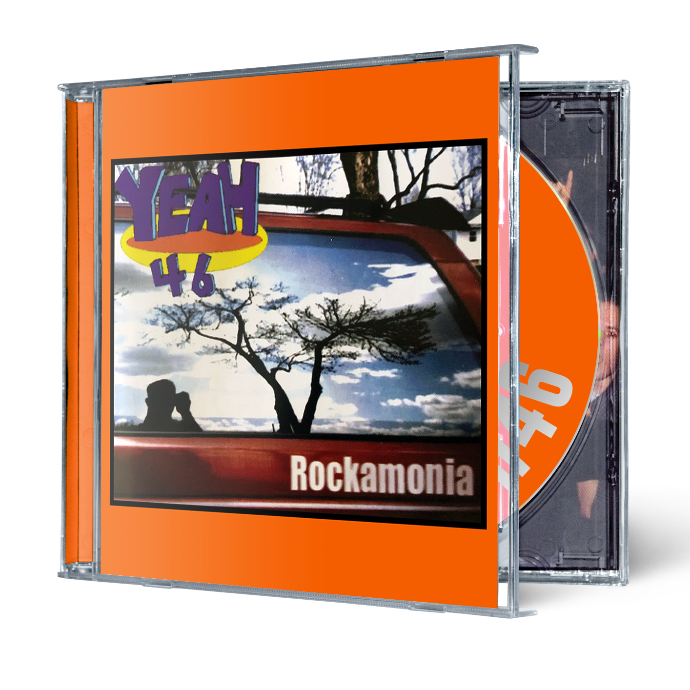 Rockamonia Hard Copy CD