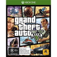Load image into Gallery viewer, Xbox One S 1TB Console + Grand theft Auto 5 (Game)