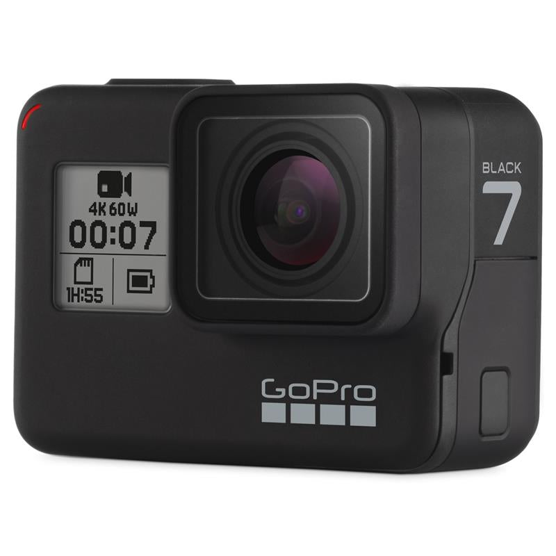 GoPro Hero7 Black 4K HyperSmooth Action Cam