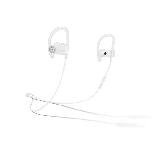 Beats Powerbeats 3 Wireless Earphones (White) - iChameleon