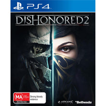 Load image into Gallery viewer, PS4 PlayStation 4 500GB Console + Dishonoured 2 Game