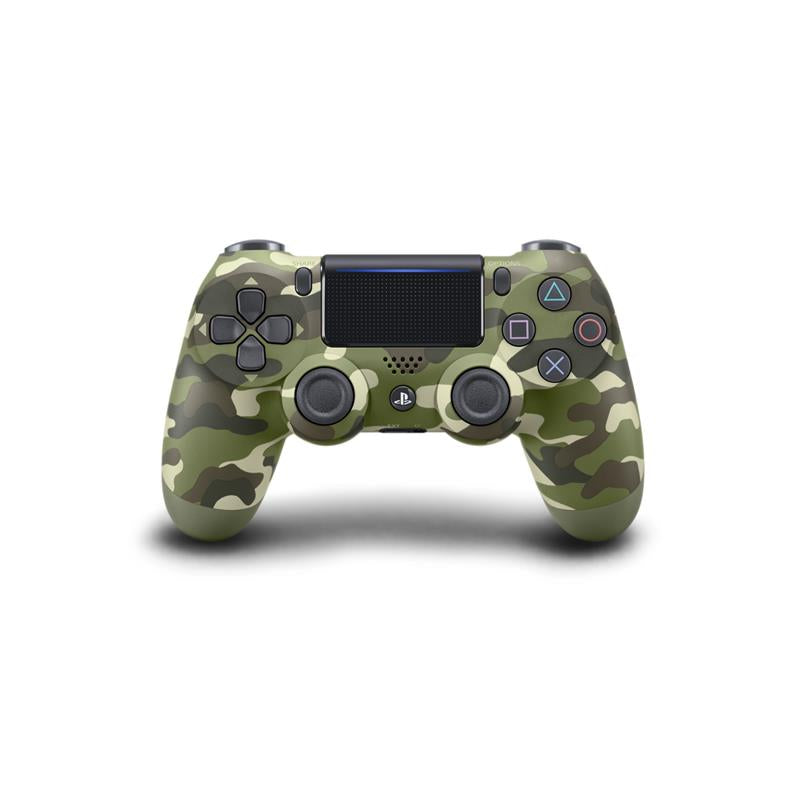 PS4 Playstation 4 Dualshock 4 Wireless Controller Green (Camo) - iChameleon
