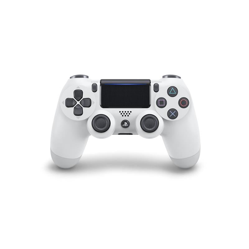 PS4 PlayStation 4 Dualshock 4 Wireless Controller (White) - iChameleon