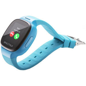 SPACETALK Kids Smartwatch with Phone and GPS (Teal) - iChameleon
