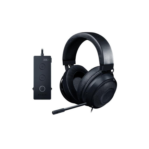 Razer Kraken Tournament Edition Gaming Headset (Black) - iChameleon