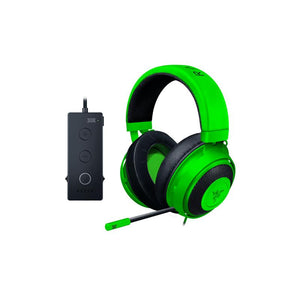 Razer Kraken Tournament Edition Gaming Headset (Green) - iChameleon