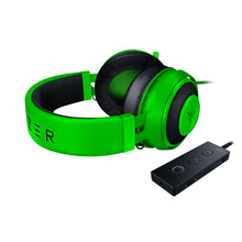 Load image into Gallery viewer, Razer Kraken Tournament Edition Gaming Headset (Green) - iChameleon