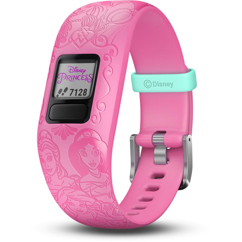 Garmin Vivofit jr. 2 Fitness Tracker (Disney Princess - Pink)