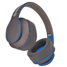 Load image into Gallery viewer, Moki Navigator Noise Cancelling Wireless Over-Ear Headphones For Kids (Blue) [Volume Limited] - iChameleon