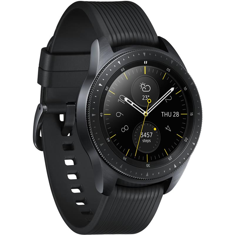 Samsung Galaxy Watch 42mm (Black) - iChameleon