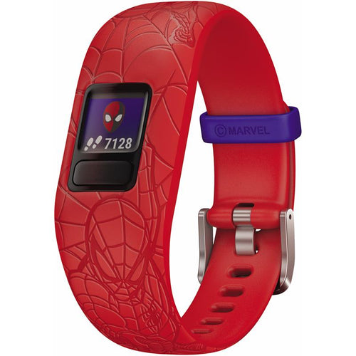 Garmin Vivofit jr. 2 Fitness Tracker (Spider-Man Red)