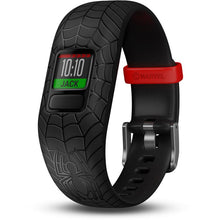 Load image into Gallery viewer, Garmin Vivofit jr. 2 Fitness Tracker (Spider-Man Black)