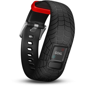 Garmin Vivofit jr. 2 Fitness Tracker (Spider-Man Black)