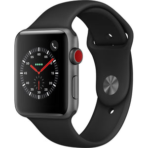 Apple Watch Series 3 42mm (Space Grey) Aluminium Case (GPS + Cellular) - iChameleon