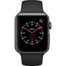Load image into Gallery viewer, Apple Watch Series 3 42mm (Space Grey) Aluminium Case (GPS + Cellular) - iChameleon