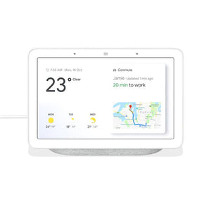 Google Nest Hub (Chalk)