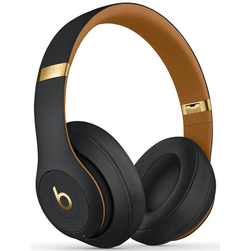 Beats Studio 3 Wireless Noise Cancelling Over-Ear Headphones (Midnight Black) - iChameleon