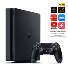 Load image into Gallery viewer, PS4 PlayStation 4 500GB Console + Extra Nacon Controller