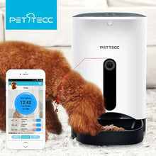 Load image into Gallery viewer, PETTECC Smart Feeder for Pets
